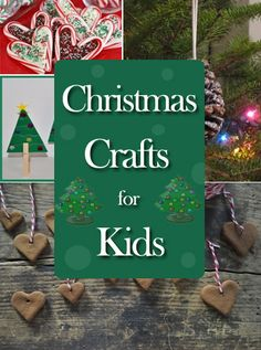 Christmas Crafts for Kids #diy #crafts