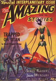sci fi illustrations 1940 - Google Search