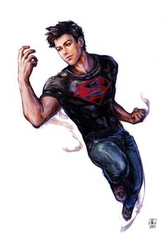 DC Universe... #Superboy my all time favourite DC character, he is just the right mix of Bad Boy and Man of Steel.