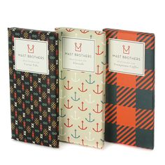 Mast Brothers The Unification Pack | Chocolate Packaging