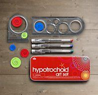 This would be fun, I loved my spirograph.