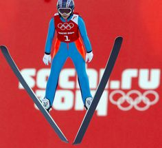 #skiing  Human was not meant to fly...