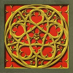 Racinet Polychrome - Middle Ages a by peacay, via Flickr