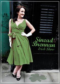 Sinead Brennan (The Irish Show)