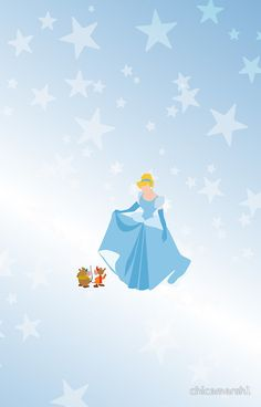 Cinderella iPhone Wallpaper | iPhone Wallpapers & Themes ...