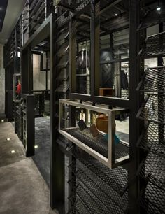 Crocodile Concept Boutique by UPSTAIRS_ - News - Frameweb