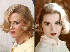 Nicole Kidman as Grace Kelly--sorry, but Ms. Kidman just looks like a loony toon. It's sad that she screwed up her face!