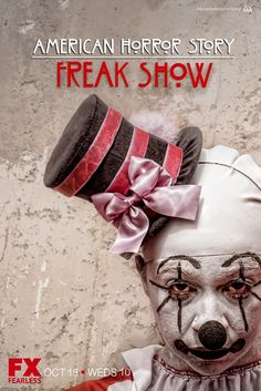 American Horror Story: Freak Show (Official Extended Trailer HD)   Jerry's Hollywoodland Amusement And Trailer Park