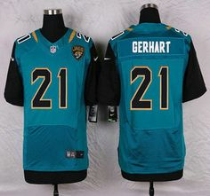 cf49add1b Men s Nike Jacksonville Jaguars  90 Malik Jackson Elite Teal Green Team  Color NFL Jersey Branches