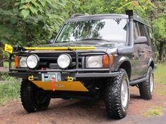 1999 LAND ROVER DISCOVERY II ... OFF-ROAD READY ... HEAVILY MODIFIED BEAST