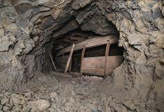 Abandoned mine tunnel [OC] [4938x3400] #abandoned #photography #urban exploration #urban explorer #travel #adventure