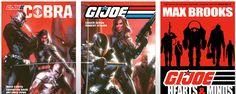 Il debutto dei G.I. Joe in Italia! #fumetti #comics #gijoe