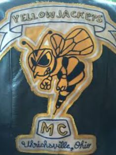 Biker Clubs, Motorcycle Clubs, Detroit, Old School, Palace, Motorcycles, Patches, Colours, Yellow
