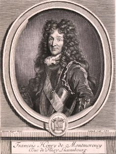 François-Henri de Montmorency.
