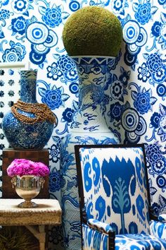 blue on blue, michelle nussbaumer, Ceylon et Cie