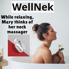 Wellnek neck Massager Neck Massage