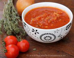 Sos pentru peste Jacque Pepin, Romanian Food, Sauce Recipes, Sauces, Mexican, Ethnic Recipes, Salads, Gravy, Dip Recipes