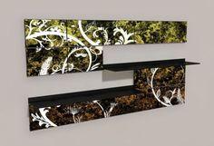 Folding Shelving System- Art and Creativity