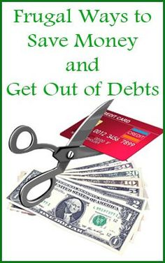 Frugal Ways to Save Money: Tips for Getting Out of Debts debt management, debt payoff Ways To Save Money, Money Tips, Money Saving Tips, Saving Ideas, Cost Saving, Paying Off Credit Cards, Budget Planer, Student Loan Debt, Get Out Of Debt