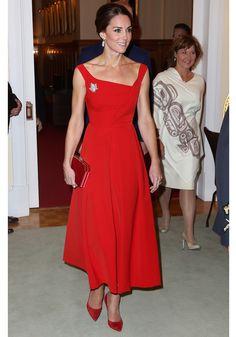 Os melhores looks de Kate Middleton