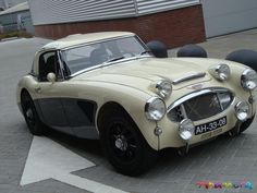 1962 Austin-Healey 3000 Mk II for sale: Anamera
