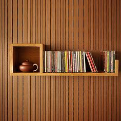 Top 16 Wood to Use for Wood Shelves ⋆ Main Dekor Network Cool Bookshelves, Bookcase Wall, Bookshelf Design, Wood Shelves, Home Decor Hooks, Home Decor Bedroom, Diy Home Decor, Wooden Shelf Design, Home Office Furniture Design