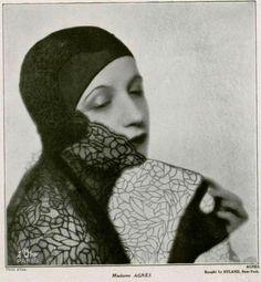 Madame Agnés 1929