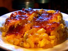 As seen on #DDD: Sweetie Pie's Mac and Cheese