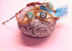 Χειροποίητα βραχιόλια μάτι με φουντάκι Handmade bracelets Spring-Summer 2015 Friendship Bracelets, Coin Purse, Spring Summer, Jewels, Wallet, Purses, Bracelets, Armband, Handbags