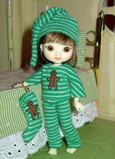 Amelia Thimble Doll Christmas Clothing Sneak Peek | Flickr - Photo Sharing!