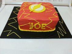 Flash cake | Party Ideas | Pinterest | Cakes