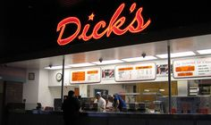 Congrats to Dick's Drive-in for winning the most life-changing beer recognition. They even beat In-N-Out!