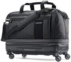 4Kix Spinner Luggage #exterior#convenient#pockets