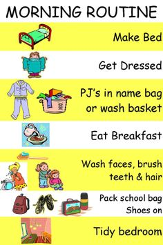 1000 Images About Chores And Daily Activities For Kids On