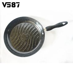 26cm Kitchen Frying Pan With Medical Stone Coating Non-Stick Iron Induction Cooking Oven Dishwasher Safe Dining Bar Cookware