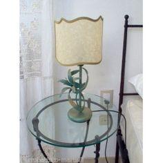 Wrought Iron Abat Jour Lamp. Customize Realizations. 728 Italian Style, Wrought Iron, Lighting, Home Decor, Decoration Home, Room Decor, Lights, Home Interior Design, Lightning