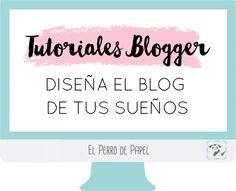 como poner blondas alrededor del blog