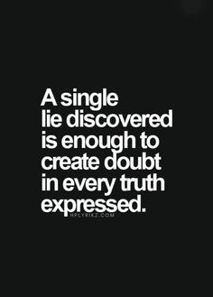 just can't get enough of this quote, so damn true #quote #truth #trust