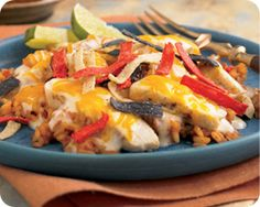 Southwest Style Lime Chicken and other delicious groceries delivered to your door. #Schwans #FoodDelivery #Chicken