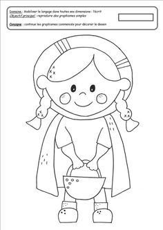 Little Red Riding Hood - Preschool Puzzles, Science Experiments For Preschoolers, English Games, Stories For Kids, Red Riding Hood, Little Red, Pre School, Coloring Books, Fairy Tales