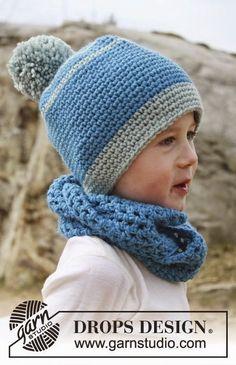 Gorro em tricot para menino - Pesquisa Google