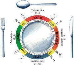 Detoxikace a harmonické stravování dle TCM - Ze šuplíku TCM