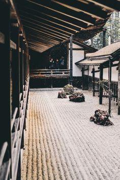 枯山水 karesansui
