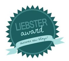 TAG: The Liebster Awards