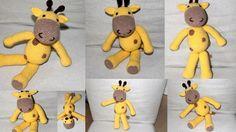 E-Book Giraffe Günther