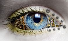 """coffeenuts: """" Eye of Time by denzleah """""""