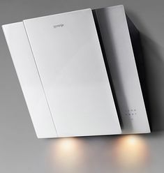 The new minimalist OИE Appliance Collection by Gorenje offers visually harmonious home appliances with state-of-the-art technology in simple white metal accented finish. The ONE line [. Gas Boiler, Range Hoods, Art And Technology, Property Management, Smart Home, Kitchenware, Industrial Design, The One, Kitchen Design