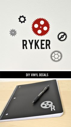 Silhouette Blog: New shapes + colored vinyl = DIY decals