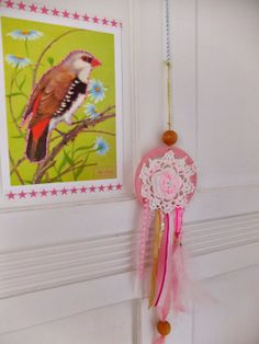jans schwester DIY Dreamcatcher