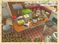 8-3 Studio/Atelier stuff (Sims 2)